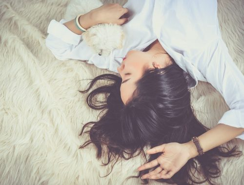 The Princess and the Pea: An HSP's Struggle with Sleep by Cary Randall